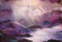 Light Show over Derwentwater